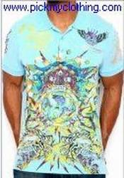 Wholesale New Men's/Women's Ed Hardy T-shirt